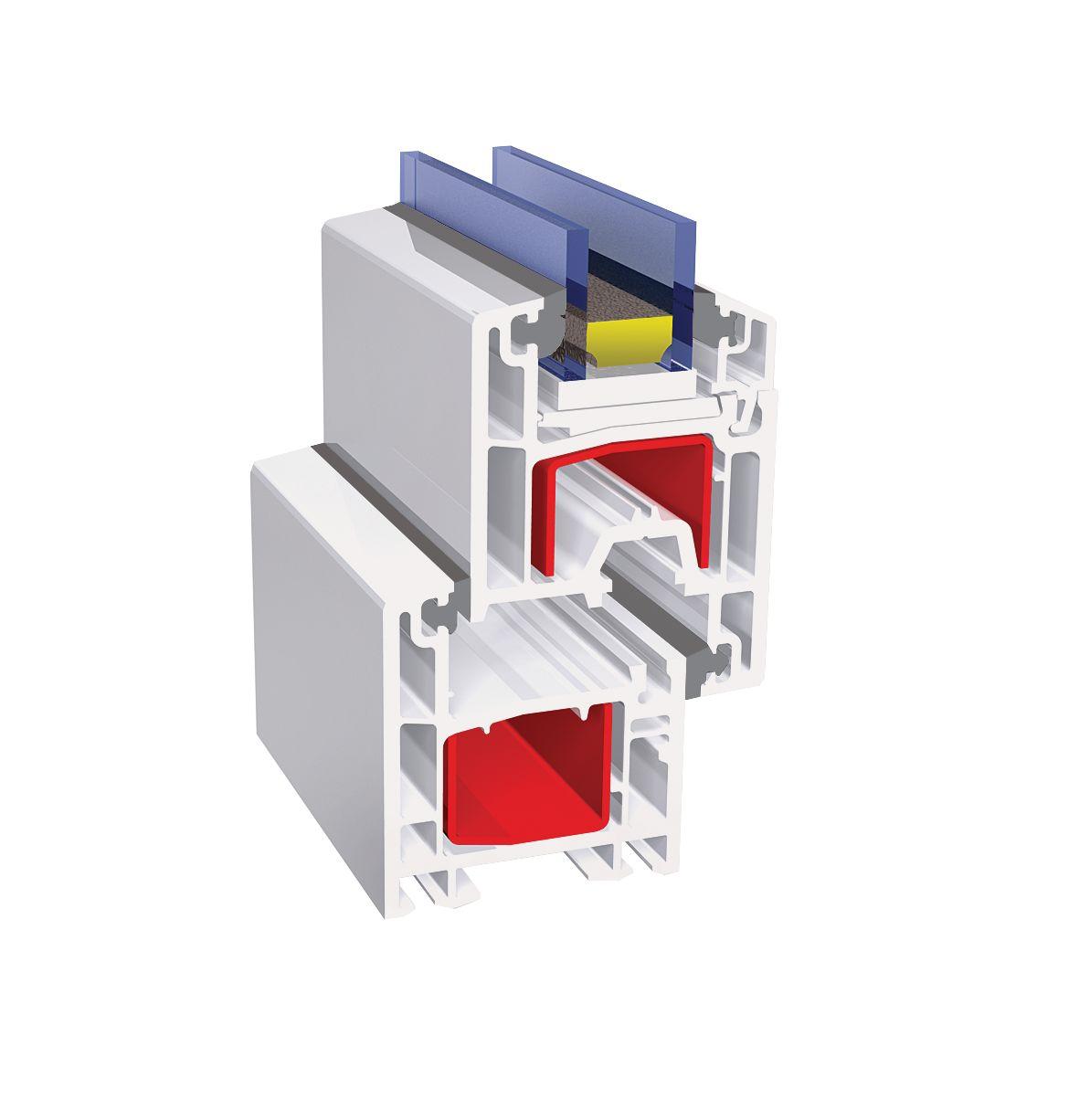 FERESTRE TERMOPANE model  KBE CLASSIC