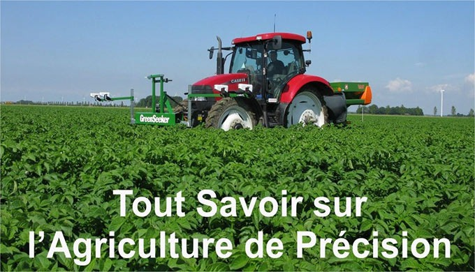 L'agriculture de précision a débuté au milieu des années 1980 aux Etats-Unis et au cours des années ...