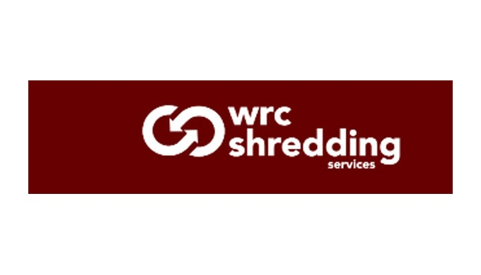 WRC Shredding Services provide confidential shredding services that ensure your company is complying...