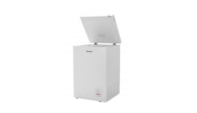 Image01 : Congélateur CoffreBK814MSW -Classe énergétique A+ - Capacité de congélation 9.5 kg/24h - P...