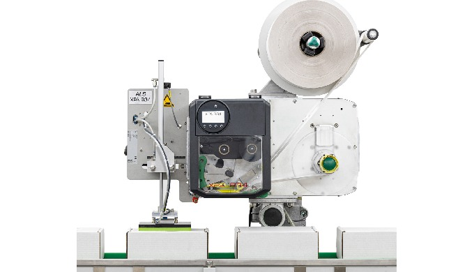 The XPA 934 is a print and apply label applicator for outer boxes for all manufacturing and logistic...