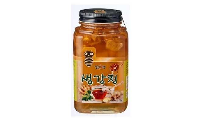 Honey Preserved liquid tea ginger
