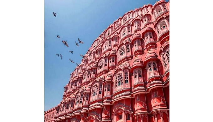 Jaipur's City Palace The magnificent City Palace, located in the heart of Jaipur, transports you to ...