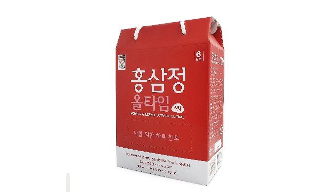 Korea Red Gnseng(K.R.G.) Extract Alltime 100