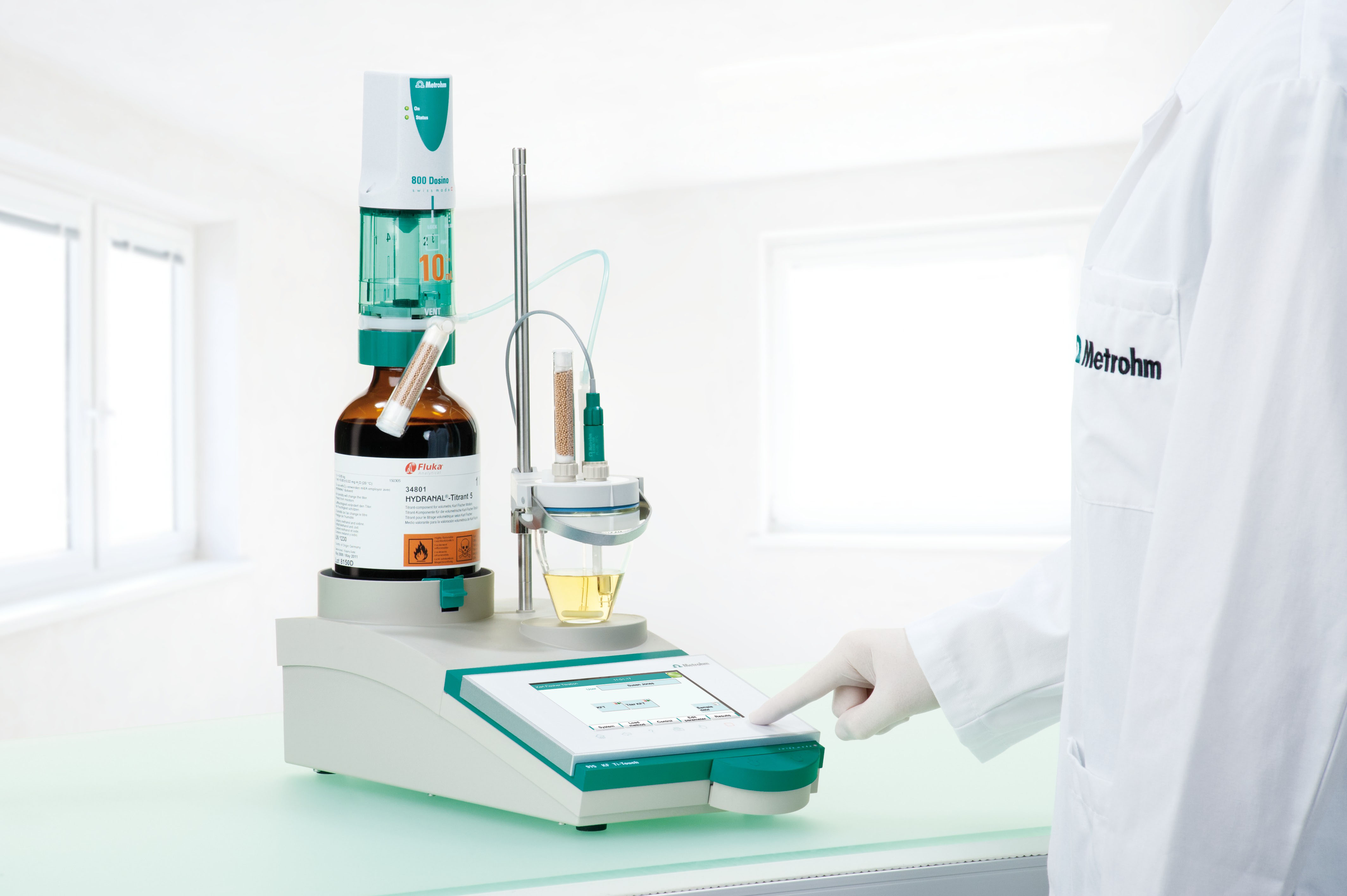 Titrator Ti-Touch