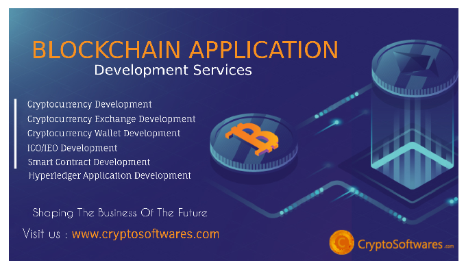 CryptoSoftwares is the leading Blockchain Development Company. We are here for the innovative and un...