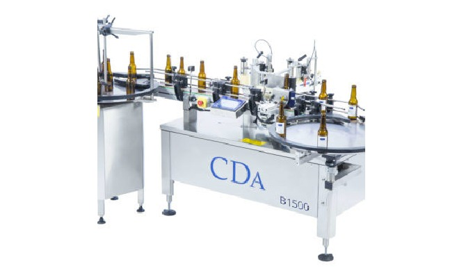 B1500 - automatic labeller