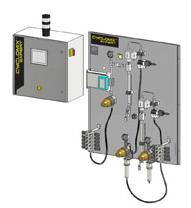 Läs om våra blandare och doseringsmaskiner för vätskor på vår hemsida.