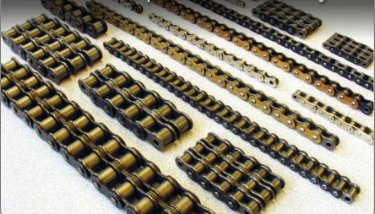 Chains for the automotive industry and industrial chains