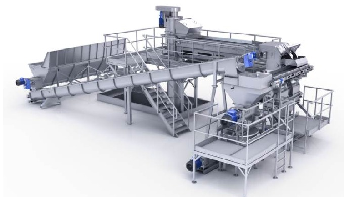 These systems are used to grind the product to mash. Bearing in mind the subsequent pressing stage, ...