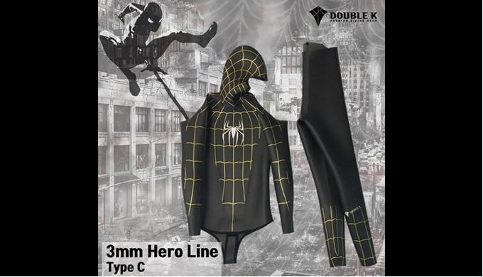 テーラーメイドウェットスーツ(男性/女性)|ウェットスーツ