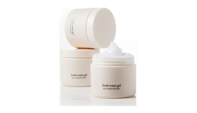 CREMORLAB T.E.N. CREMOR FOR FACE FRESH WATER GEL_thermal water gel cream