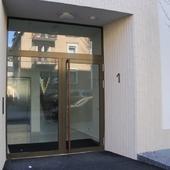 Wir erstellen Türen aus Stahl, Aluminium oder Chromstahl, je nach Anwendungszweck. Ob Hauseingang, N...