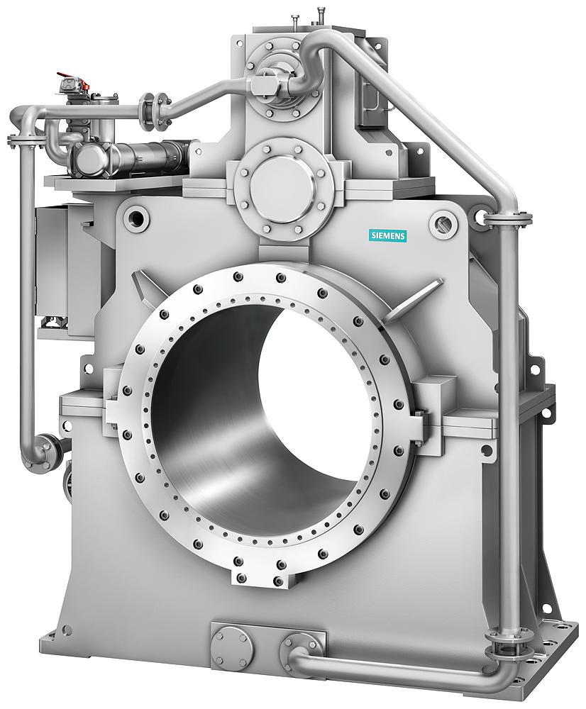 mehrstufig Getriebe / für Generatoren