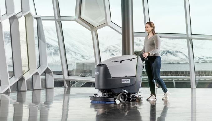 Le SC500 est conçu pour améliorer la productivité et réduire les coûts de nettoyage. Ces résultats s...