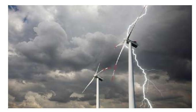 DESITEK, Beskyttelse af vindmøller
