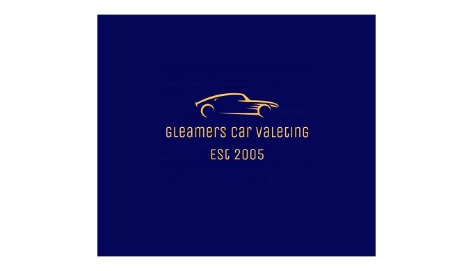 Gleamers car valeting and detailing has been established since 2005. The aim of Gleamers is to provi...