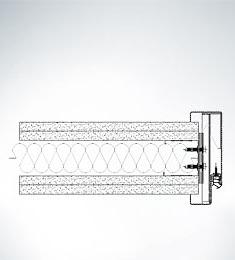 Kovové obložkové zárubně SMART - výroba Kovové obložkové zárubně SMART pohodlně odvezete osobním aut...