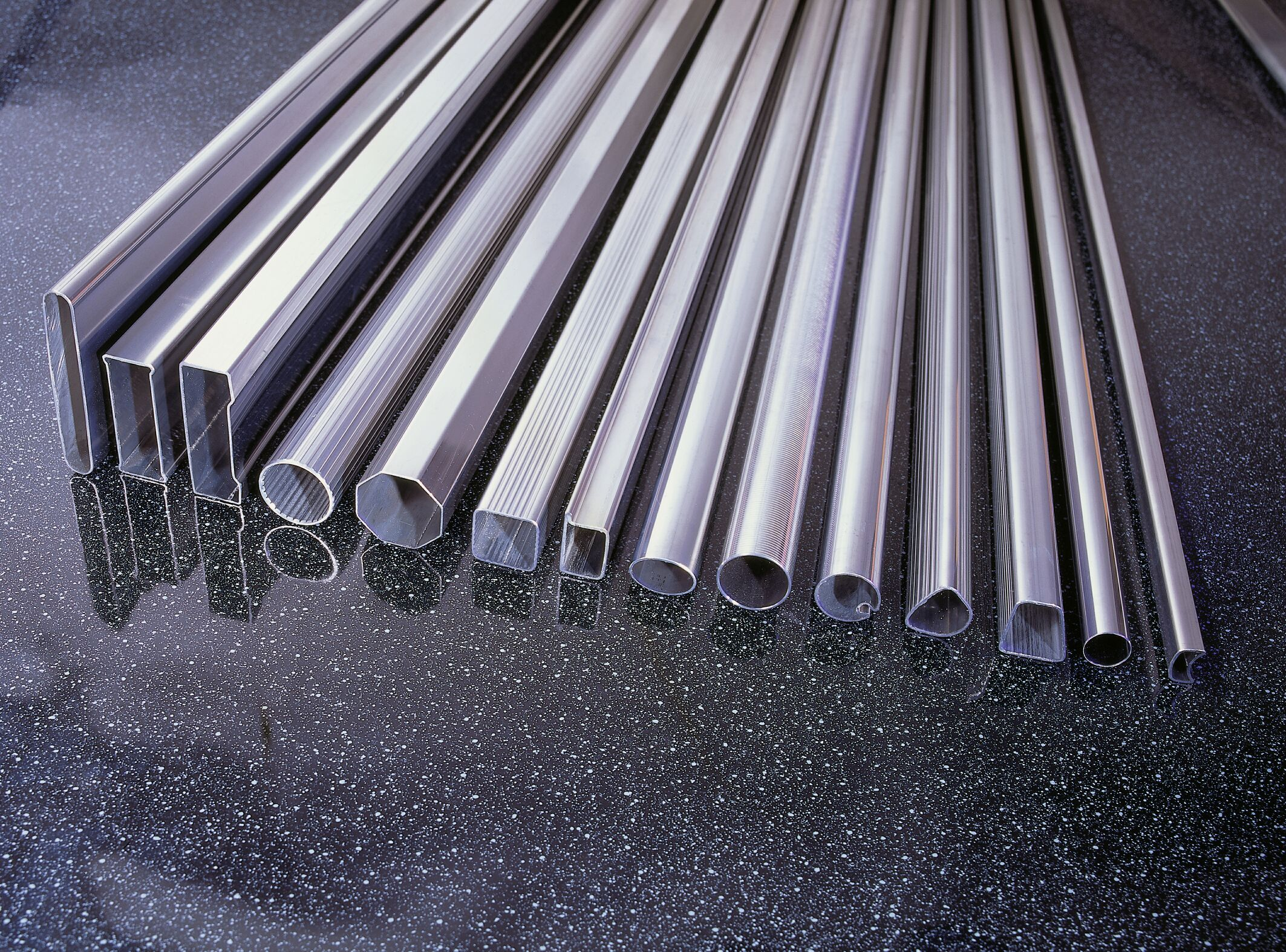 Welded tubes round - rectangular - square - oval