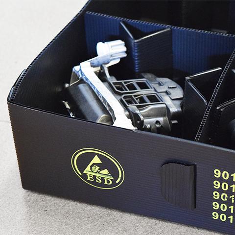La protección electroestática en el embalaje es algo muy bien conocido por los fabricantes de produc...
