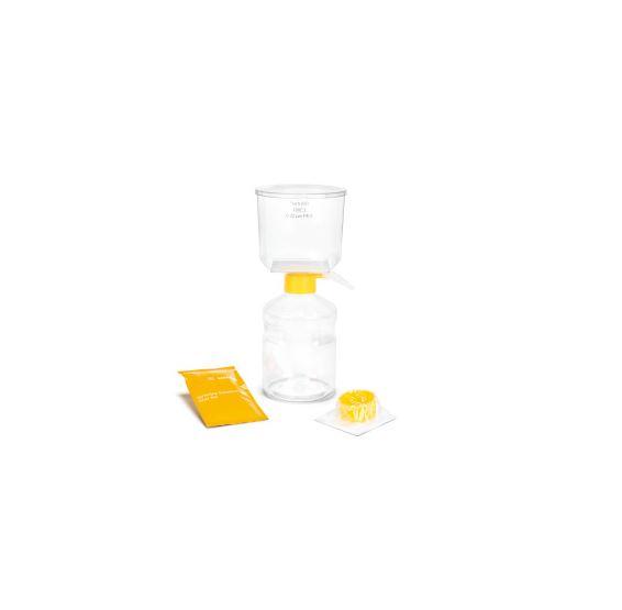 Sartoclear Dynamics® Lab V, 1000 ml, 10 g est l'un des kits de filtration Sartoclear Dynamics® Lab. ...