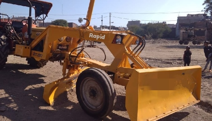 Call us on +91-7987366974, if you want a Perfect Grader for Your Tractor or JCB . Because we are an ...
