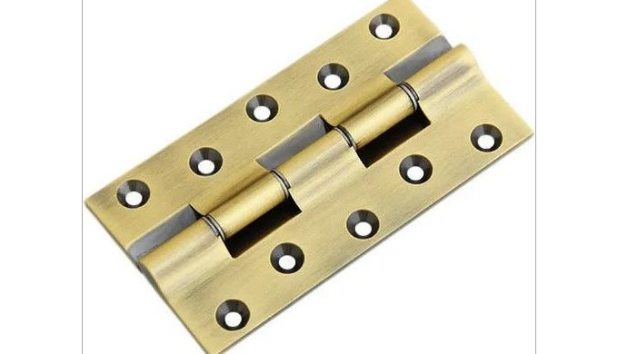 Top quality Brass Door and Window hinges are manufactured by us and we are the leading player in the...