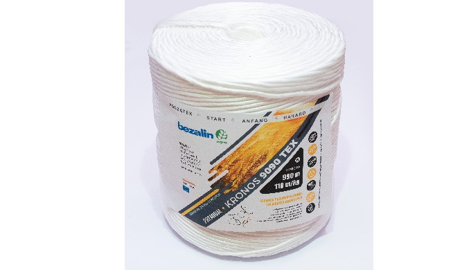 Twine for agricultural machines