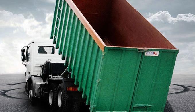 Le caisson ampliroll sur camion est destiné au transport de divers produits en vrac. Il permet l'opt...