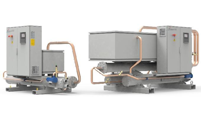 I WSW Techno sono refrigeratori adatti all' installazione in ambiente interno, appositamente studiat...