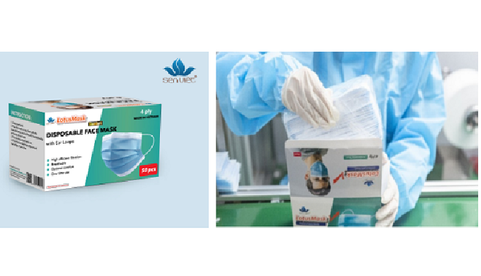 Product Description Brand: Viet Nam Color: Blue Type: Disposable/Medical Support customization or no...