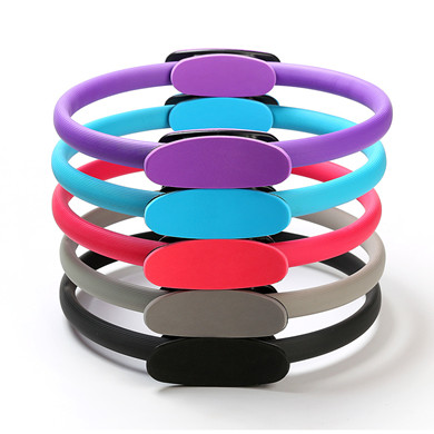 Model Number:HPPR02 Product name:Pilates Ring Color:Customized Color Material:TPE Logo:Customized Lo...