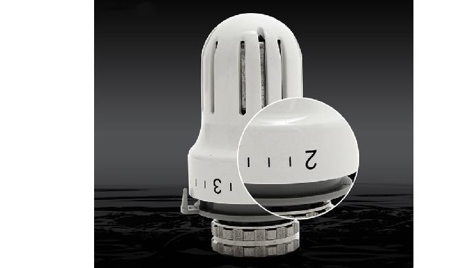 TRCD05 Thermostatic radiator valves