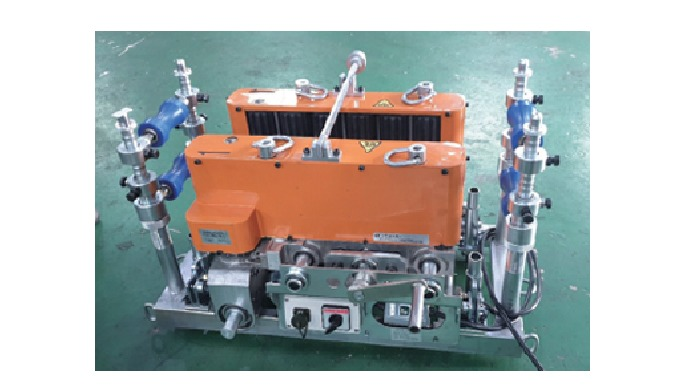 EHV/XLPE CABLE WORKS AND EQUIPMENT (YL-U350) | Underground Transmission Line Installation Equipment ...