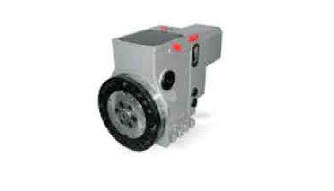 Torreta Electromecánica de eje horizontal TE Rotación bidireccional Apertura y cierre sin movimiento...