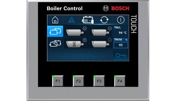 - Modulare Komplettlösung mit Kostenvorteil, für alle Einflammrohr-Heißwasserkessel und Heizkessel -...
