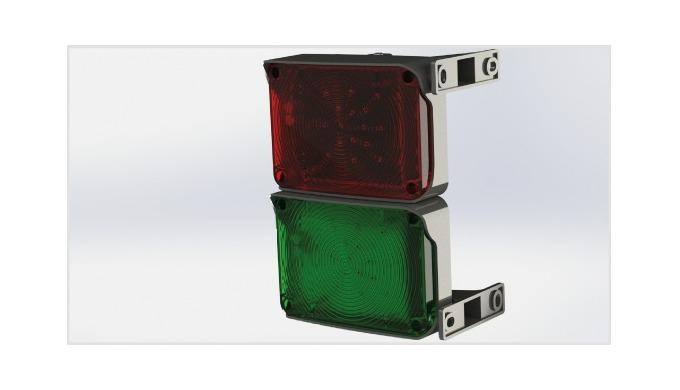 Safety signal lights