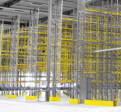 Troax nätväggar är en mycket kostnadseffektiv lösning för hög säkerhet i lager och förråd inom indus...