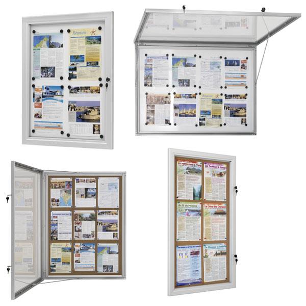 Pour valoriser toutes vos informations, affiches, notes de service, consignes, postersEtanches pour ...