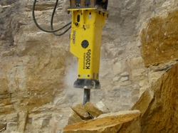 Maxpower Hydraulic Rock Breaker/Hammer offers K-series as gas driven semi-hydraulic system and D-ser...