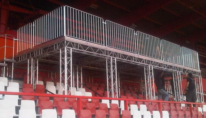 Sport Venue Installations