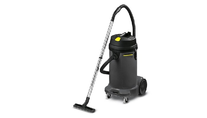 G & L Hardware Marketing Pte Ltd offers the NT 48/1 vacuum cleaner from Karcher for industrial use, ...