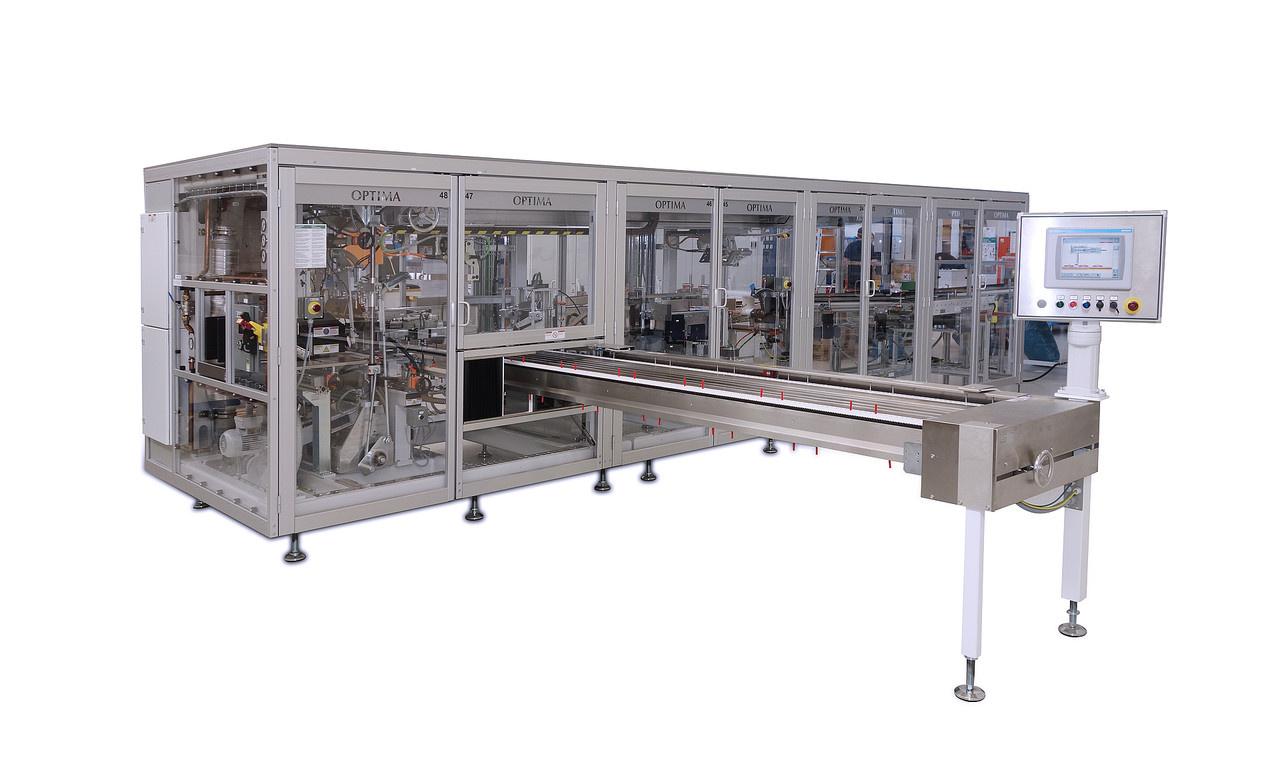 Packaging Machine OPTIMA OS5