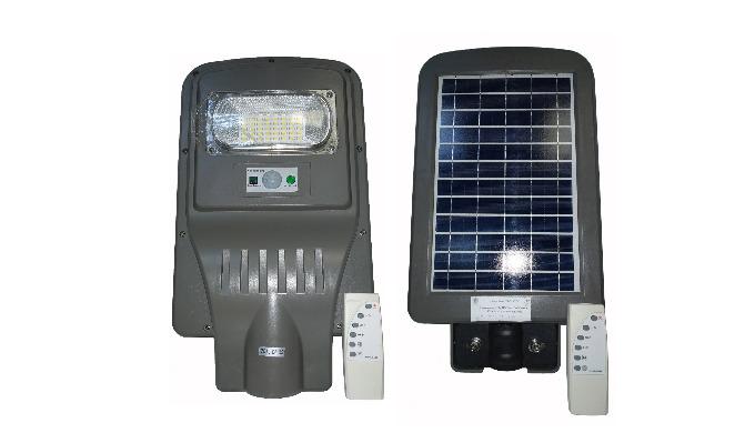 Світильник LED ДКУ Solar