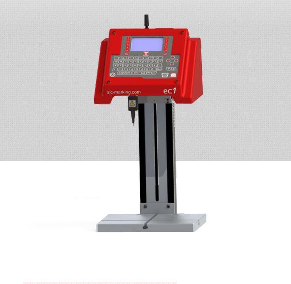SIC MARKING vous présente la machine de marquage simple et économique : Machine de marquage EC1. C'e...