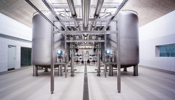 Silhorko-Eurowater, Pressure Filter Plants
