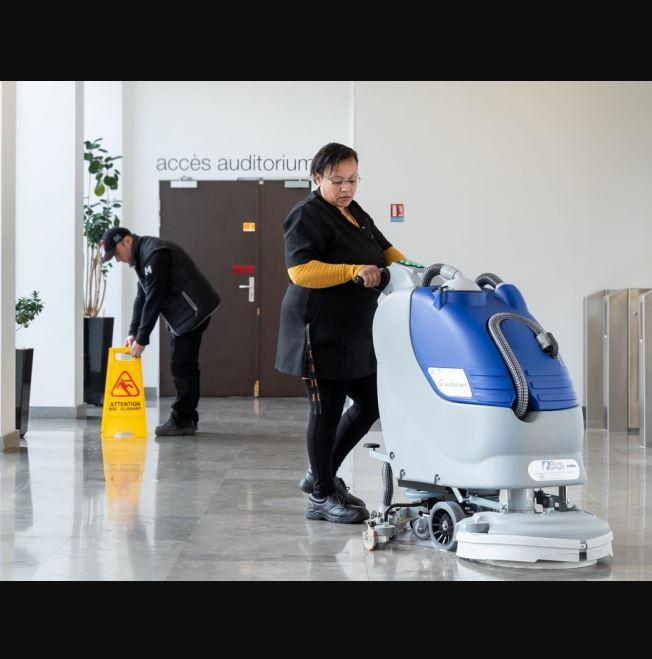 Nettoyage de vos espaces de travail