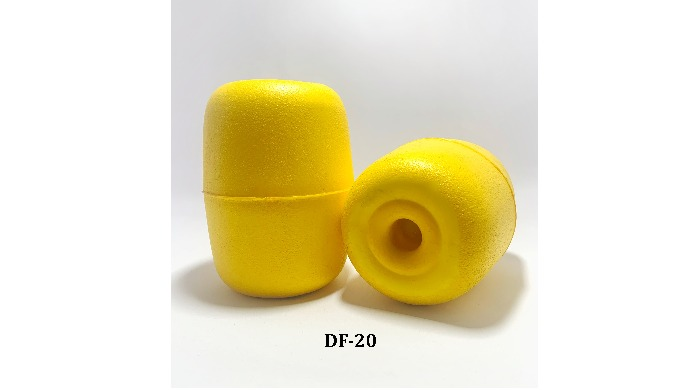 The DF-Series Purse Seine Floats are manufactured from Ethylene-Vinyl acetate (EVA). Advanced produc...