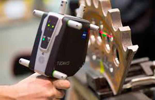 ZEISS T-SCAN. Digitalización 3D / Escaneo láser