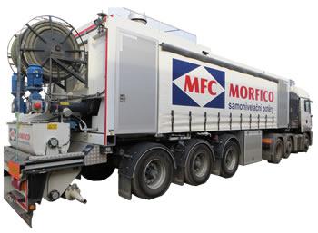 MFC MORFICO s.r.o. Tišnov - výrobce a dodavatel kompletního řešení pro průmyslové podlahy. Nabízíme:...